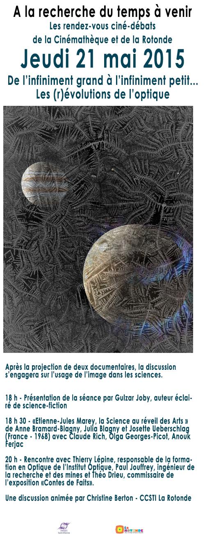 cycle ciné sciences tract séance 2