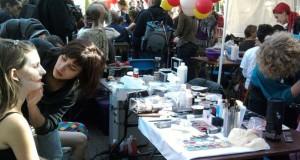 [Zombie Walk Lyon] AOA Prod propose un atelier d'initiation au maquillage Zombie !