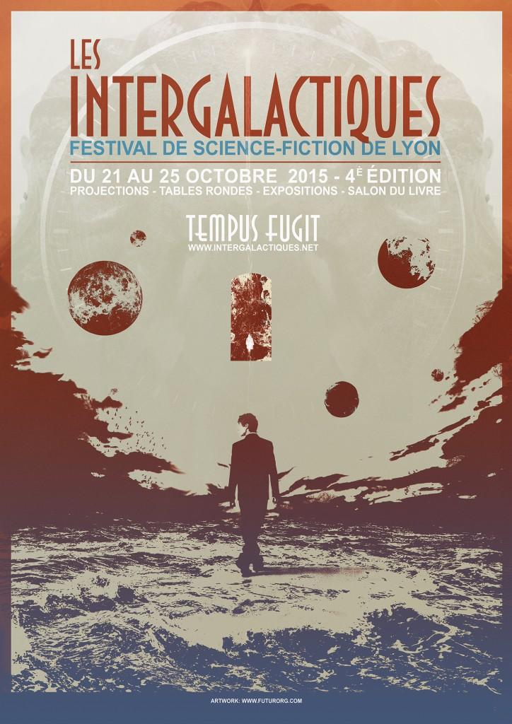 Festival Les Intergalactiques de Lyon 2015