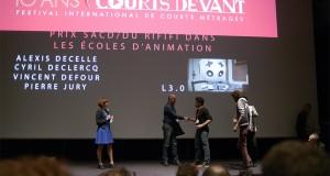 Le Festival Courts Devant lance sa Compétition de WebSéries francophones (inscription jusqu'au 20 septembre)
