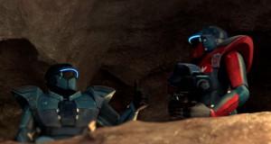 Le court métrage Science-fiction du Jeudi #63 : « Bûche Royale » EMCA (2015)   Des colons en animation