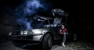 Vous êtes créatif ? Gagner votre tour en DeLorean dans Lyon !