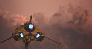 Le court métrage Science-fiction du Jeudi #69 : « The Leviathan » (2015)   La chasse à la baleine cosmique