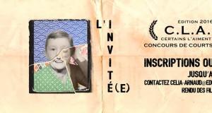 Appel à films pour le CLAC – Festival de courts-métrages jusqu'au 16 mars 2016 !