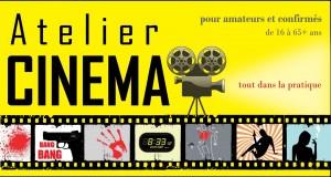 Ouvertures des inscriptions aux Ateliers Cinéma à Lyon par Bonheur Films