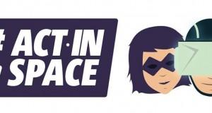 ActInSpace : Hackathon à destination des entrepreneurs les 20 & 21 Mai à Lyon