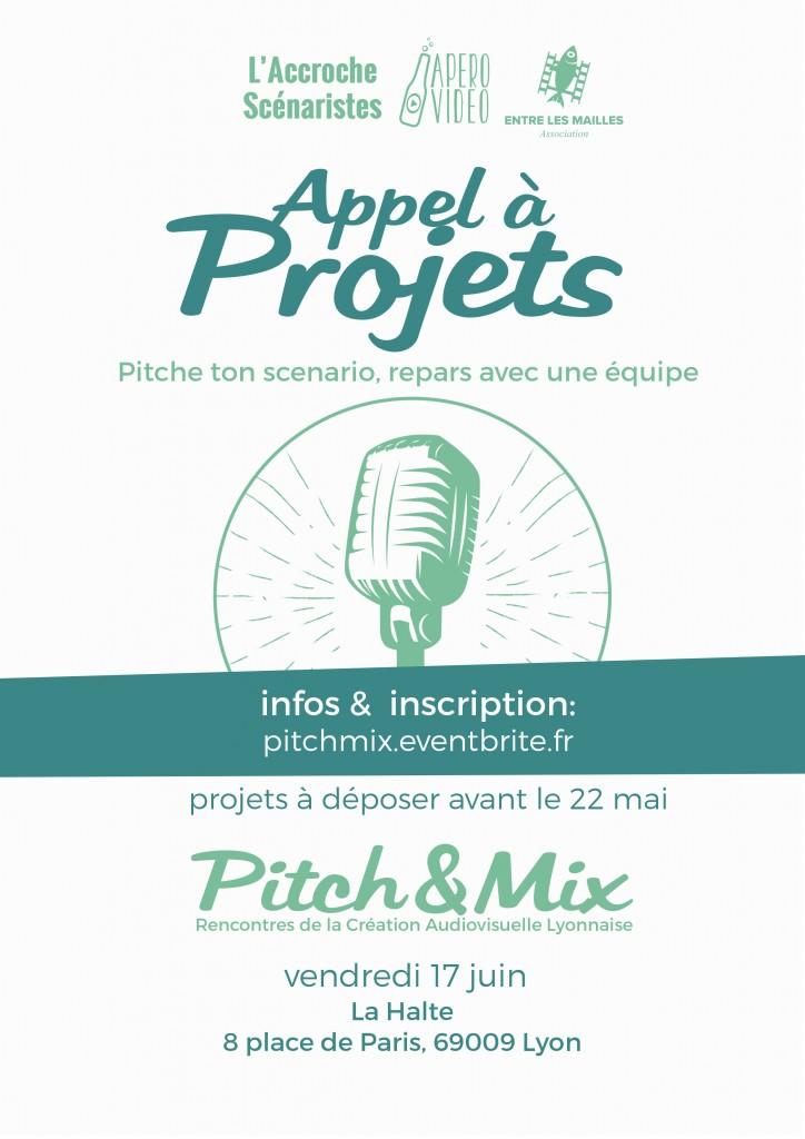flyer appel à projets