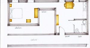 Recherche appartement pour tournage du court métrage «Les curieuses simplicités»