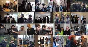 Tournage Lyon : Recherche Graphiques Designeurs & Concepteur de jeu vidéo pour film interactif