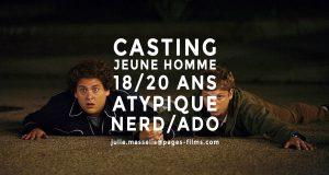 Casting Lyon : Pagès Film recherche Comédien pour rôle de «stéréotype» Geek