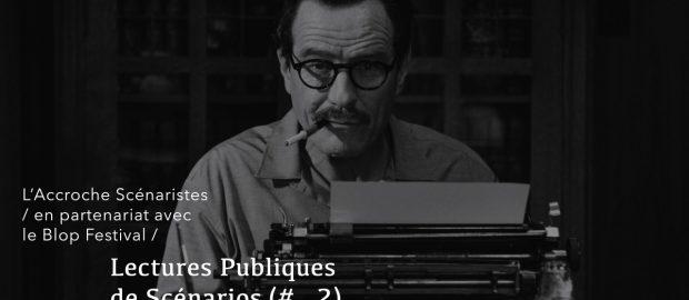 Appel à scénarios : Lectures Publiques à Lyon !