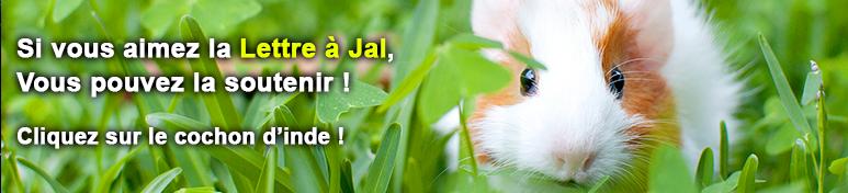 Soutenez la Lettre à Jal !